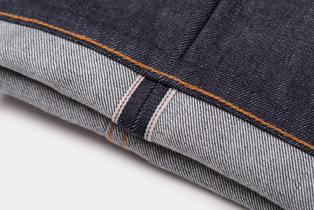 Slim Tapered 100x - Raw Selvage
