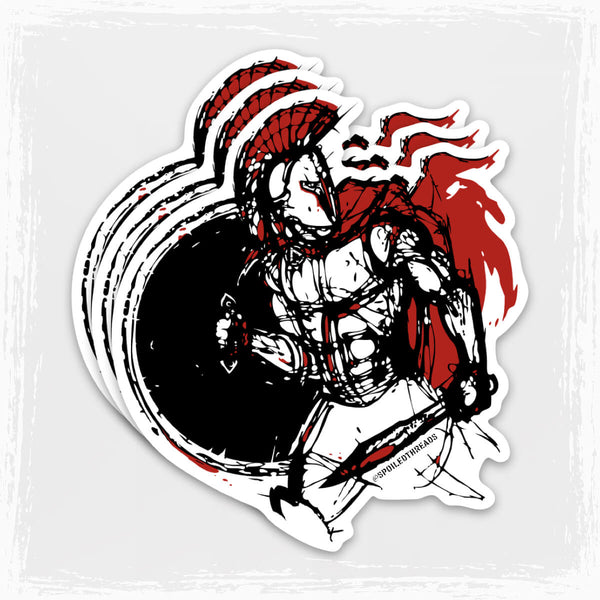 Legion of Troy Sticker Pack
