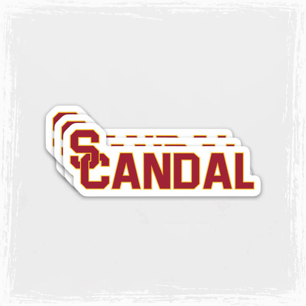 SCandal Sticker Pack