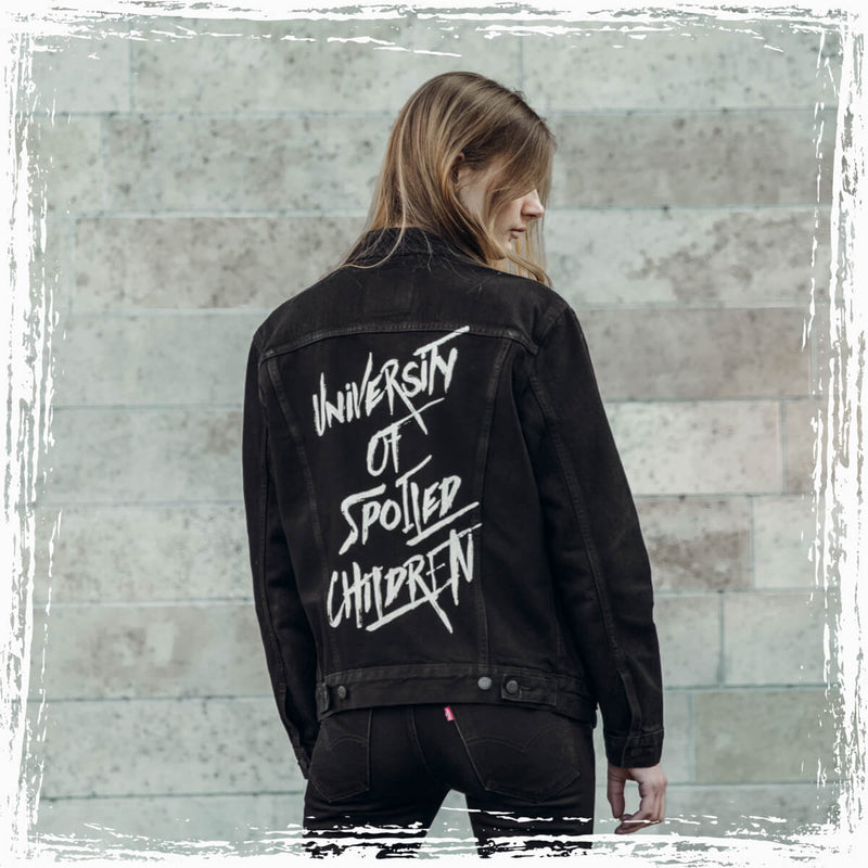 Spoiled Children Trucker Jacket