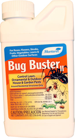 Monterey Bug Buster Ii Concentrate