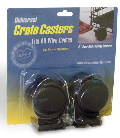 Dog Crate Casters