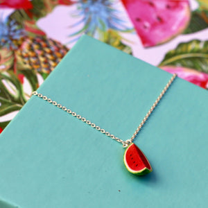Watermelon - Necklace