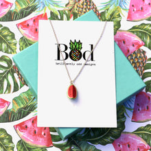 Load image into Gallery viewer, Watermelon - Necklace