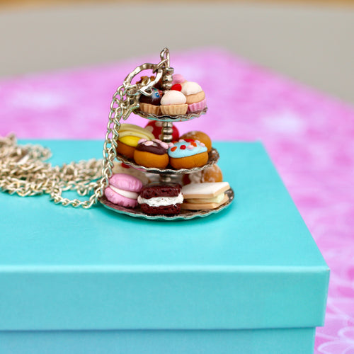 Afternoon Tea Long Necklace