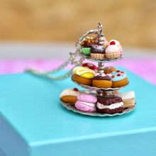 Load image into Gallery viewer, Afternoon Tea Long Necklace