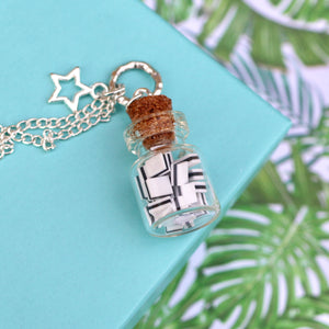 Candy Jar Necklace - Allsorts