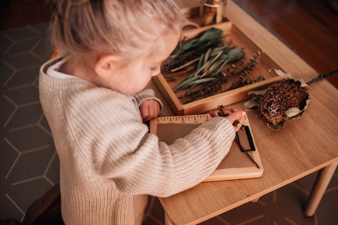 The beauty of Montessori