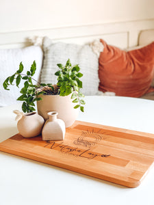 Custom Chopping Board