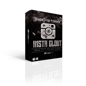 INSTA CLOUT (Drum Kit) - infinit essentials