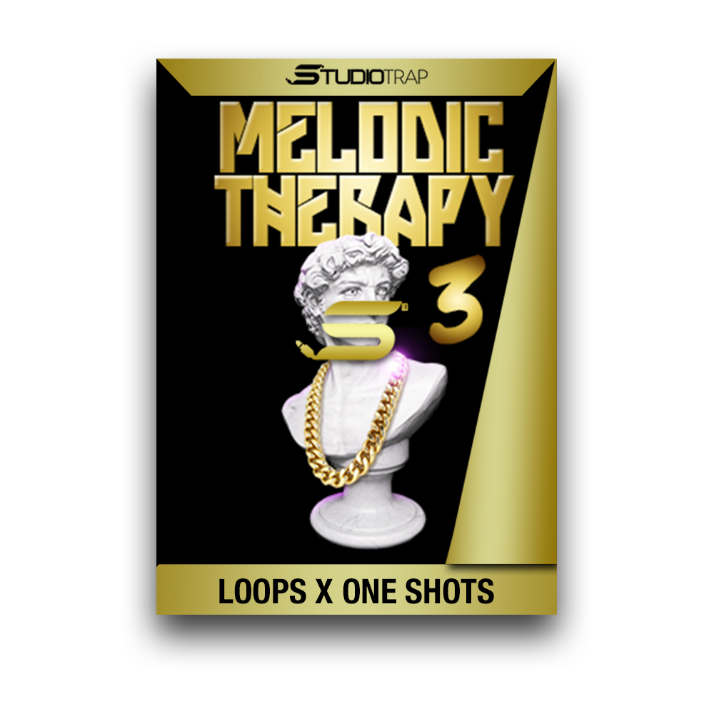 Melodic Therapy 3 (Loops x One Shots) - infinit essentials