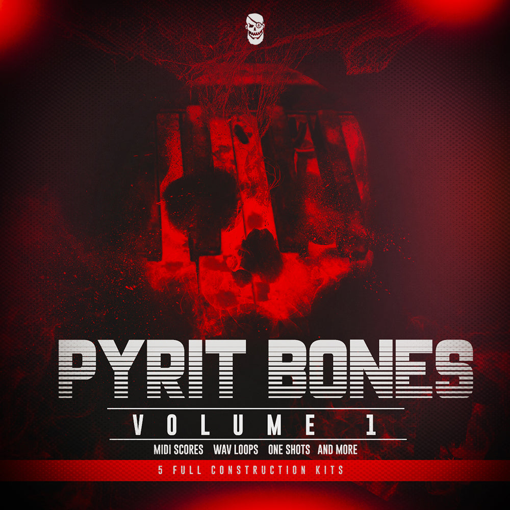 Pyrit Music - Pyrit Bones Volume 1 (Construction Kit)