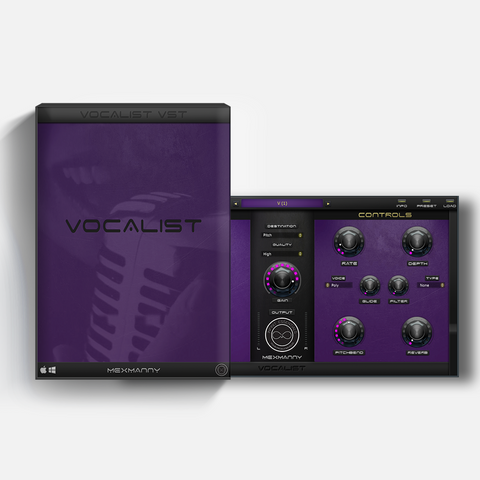 Vocalist VST - infinit essentials