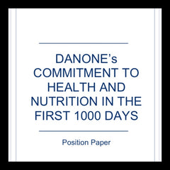 Formula manufacturing company Danone on their commitment to world wide breastfeeding rates