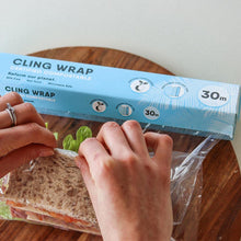 Load image into Gallery viewer, Certified Compostable Cling Wrap - 30 Meters