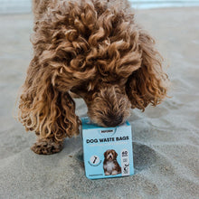 Load image into Gallery viewer, Certified Compostable Dog Waste Bags - 60 Bags