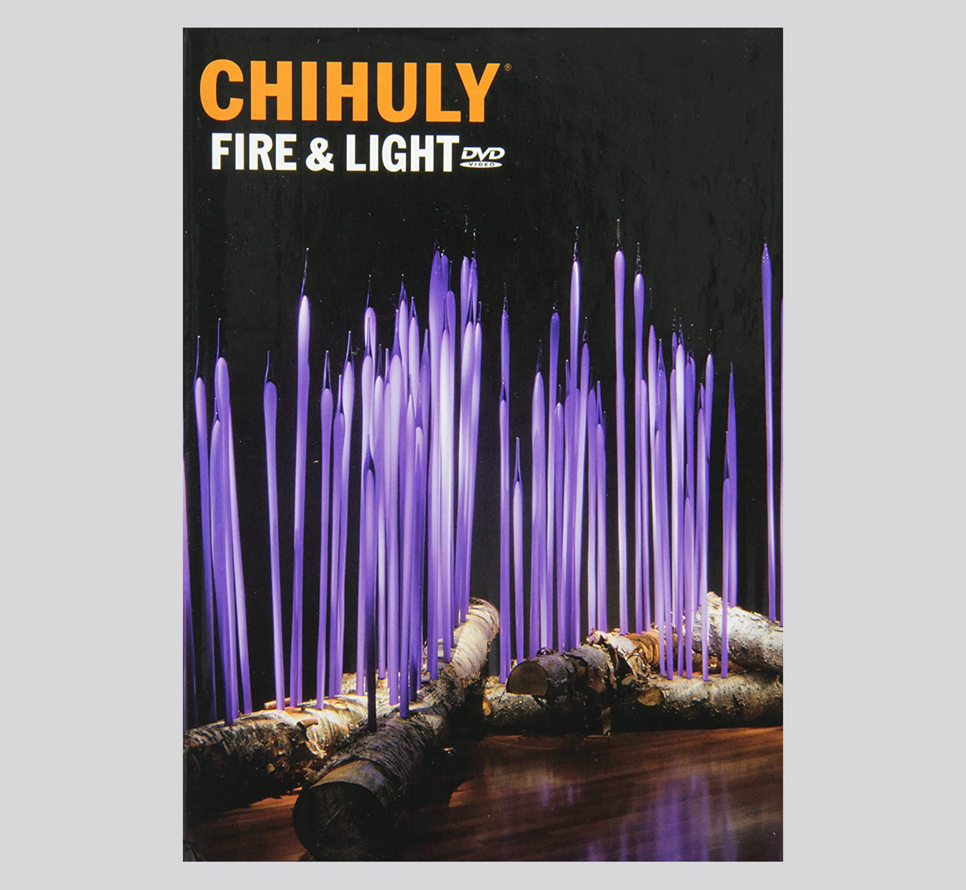 Chihuly Fire and Light DVD and Book Set