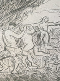 Drawn to Painting: Leon Kossoff Drawings and Prints After Nicolas Poussin
