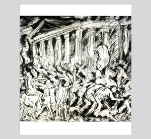 Leon Kossoff: Unique Prints