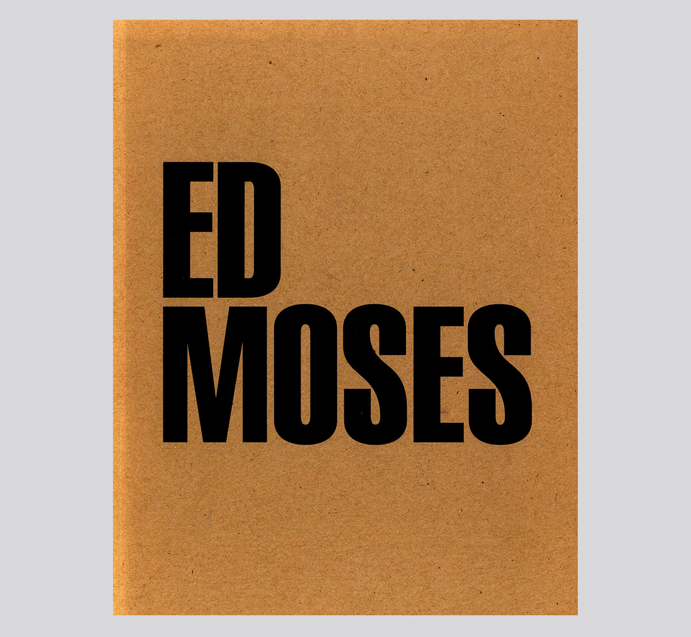 Ed Moses: Abstraction & Apparition