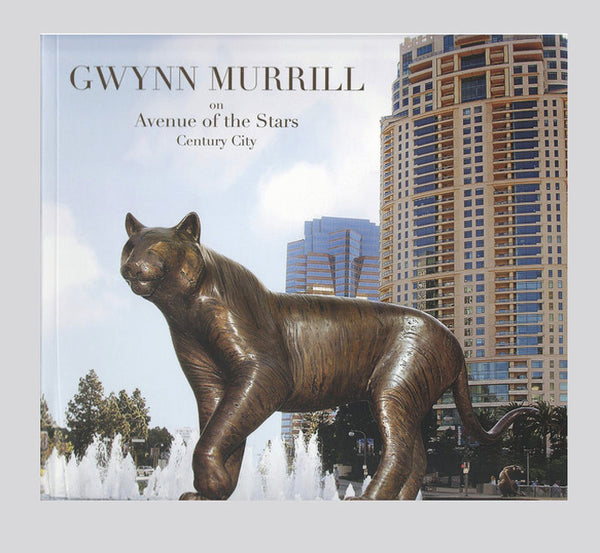 Gwynn Murrill on Avenue of the Stars, Century City, Los Angeles, CA