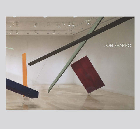 Joel Shapiro: catalogue and DVD