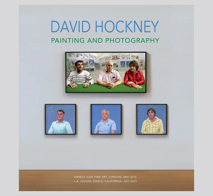 David Hockney: Painting & Photography