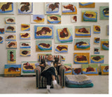 David Hockney: Some Very Large New Paintings....