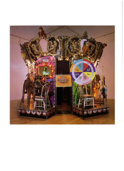 Kienholz: The Merry-Go-World