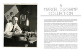 A Marcel Duchamp Collection