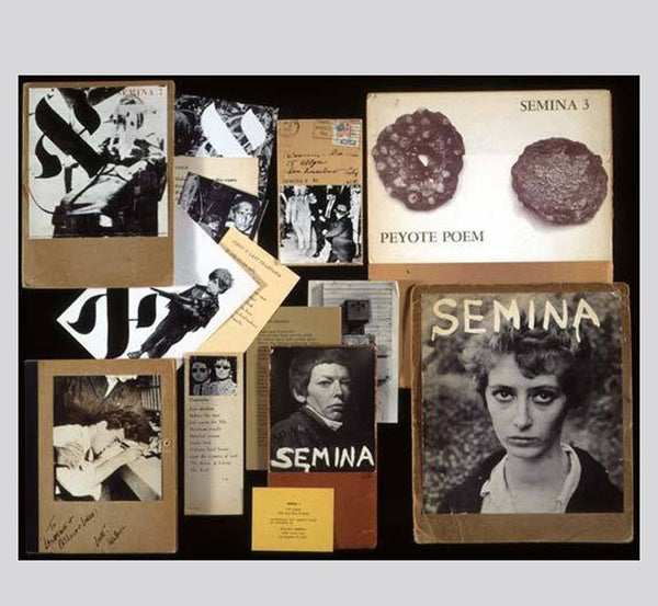 Wallace Berman: Semina, Vol. 1-9, 1958 – 1964, 1992