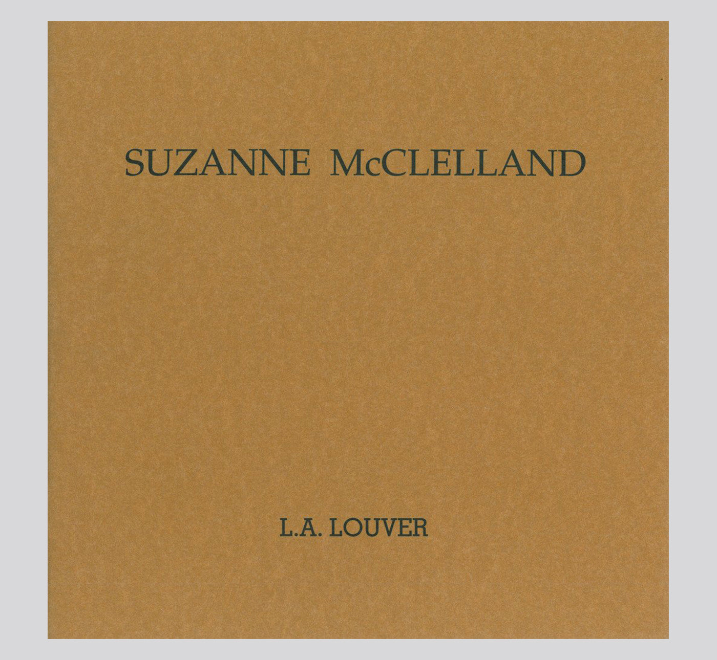 Suzanne McClelland: New Paintings