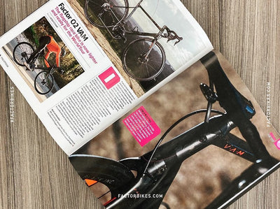 Cyclist 雜誌 Lead Out – FACTOR O2 VAM