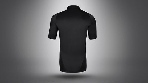 Lightweight EDELSTOFF ATEMPAUSE SPORT POLO SHIRT