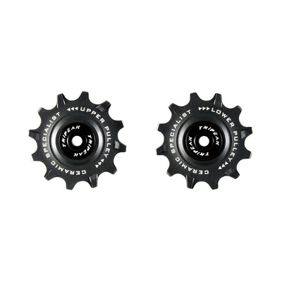 TRIPEAK Pulley Wheel 12-12 Tooth SHIMANO Compatible