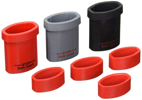 Look Elastomer & Spacer Kit For E-post Including 3 Elastomers Plus Inner & Outer