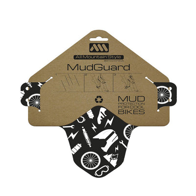 All Mountain Style Mud Guard – Fits 26'',27.5'',29'', Plus Size