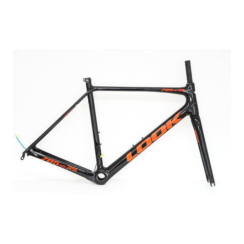 LOOK 785 Huez RS Frame Fluo Red