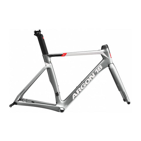 ARGON 18 Nitrogen Rim Frame Gloss-Black White