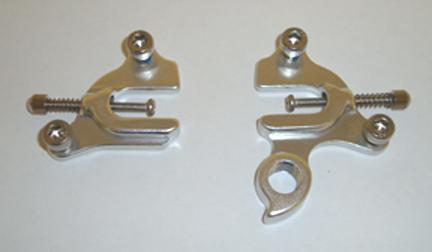 Quintana Roo Parts DerHanger Horizontal Drop Out Kit
