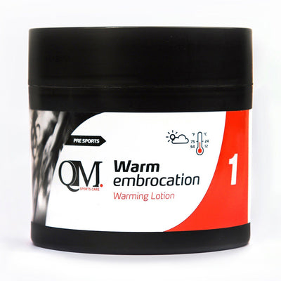 QM SPORTS CARE EMBER Warm Embrocation Lotion