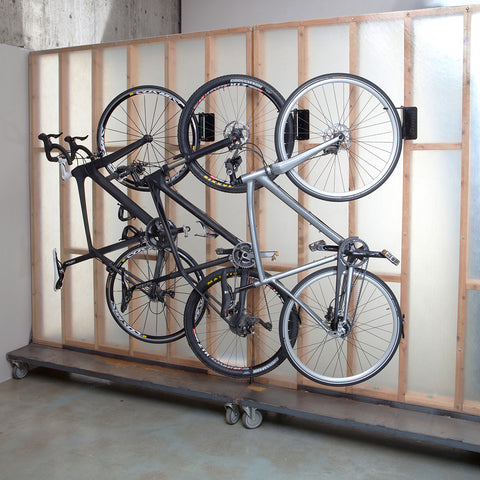 Feedback BikeRack Velo Hinge Home Bicycle Storage