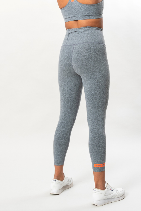 RIVIA SPORTS - Rs Basic Tights Grå
