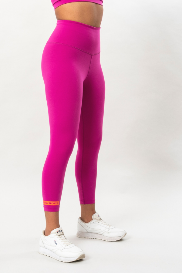 Rs Basic Tights Rosa