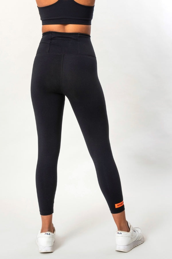 Rs Basic Tights Svart