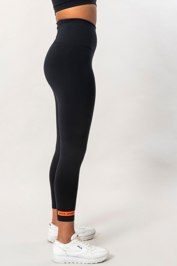 RIVIA SPORTS - Rs Basic Tights Svart