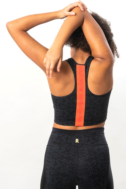 RIVIA SPORTS - Matrix Sprinter Crop Top