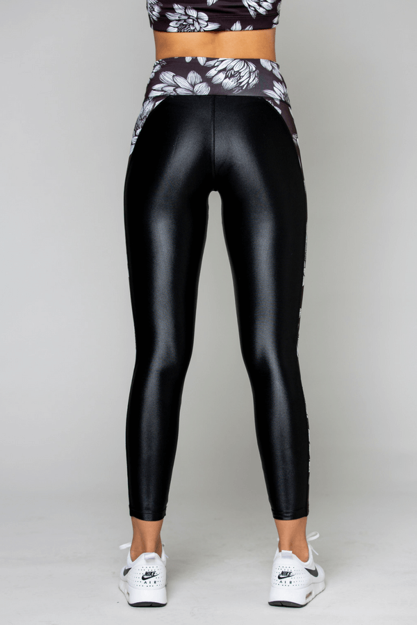 RIVIA SPORTS - Näck High Tights Svart
