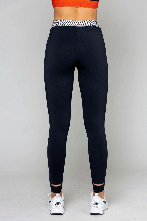RIVIA SPORTS - Power Tights Svart