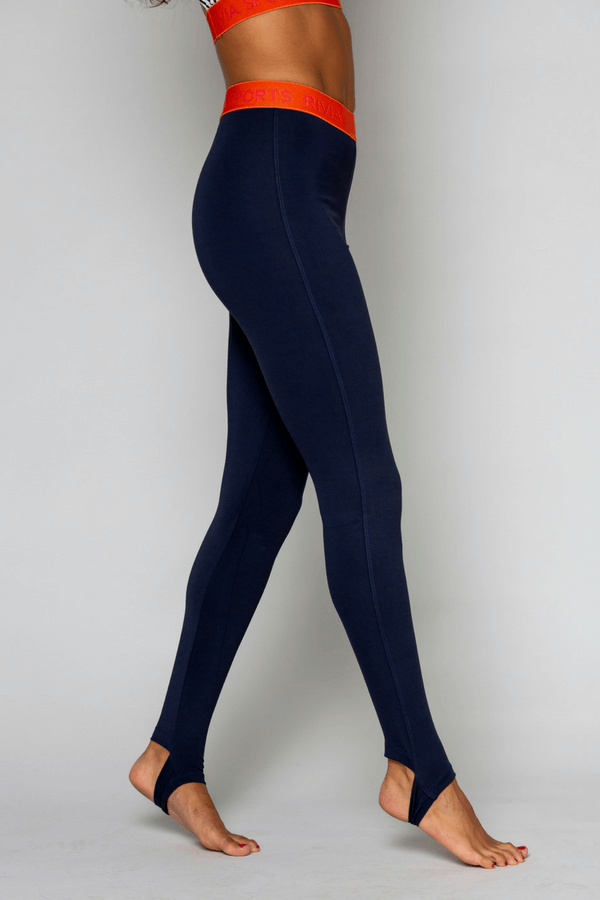RIVIA SPORTS - Power Tights Blå